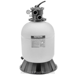 "18"" TM PRO SERIES Sand Filter W/ 1.5"" Mpv"